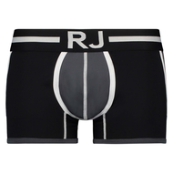 RJ PURE COLOR HEREN BOXERSHORT COLORBLOCK GRIJS
