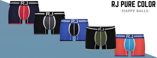 RJ-Bodywear-Pure-color-Happy-Balls-short