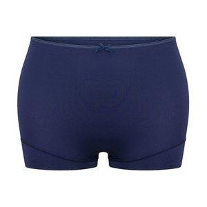 Dames short, extra hoog - Donkerblauw