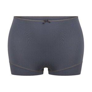 Dames short, extra hoog - Grijs