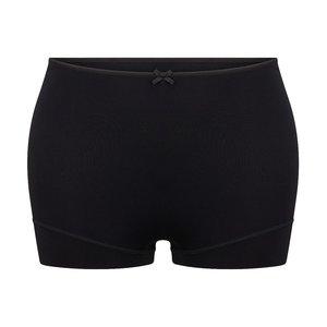 Dames short, extra hoog - Zwart